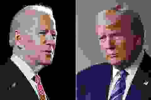 Chuyên gia Mỹ đánh giá cách ứng phó khủng hoảng của 2 đối thủ Trump-Biden