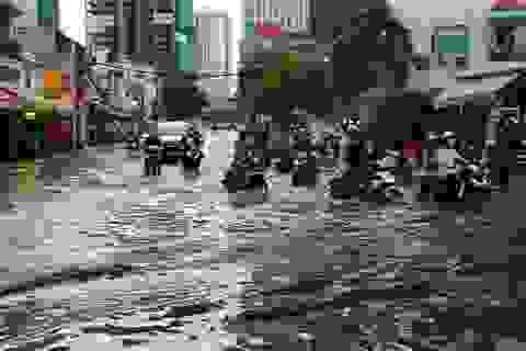 12 năm, TPHCM đã xóa ngập hơn 100 tuyến đường?