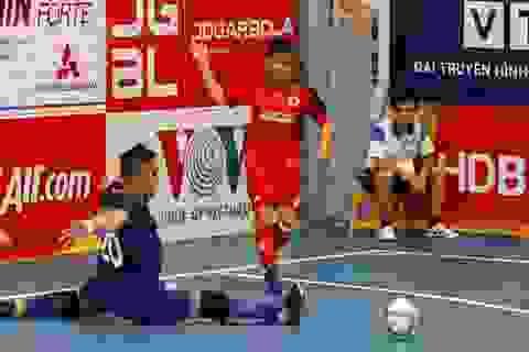 Xác định đủ 10 gương mặt tham dự VCK giải futsal vô địch quốc gia 2020