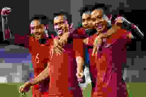 """Indonesia tuyên bố """"buông"""" vòng loại World Cup, tuyển Việt Nam hưởng lợi"""