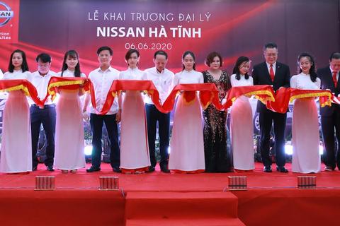 Nissan Việt Nam khai trương đại lý uỷ quyền thứ 26, đặt tại Hà Tĩnh