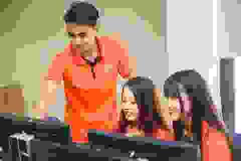 Các group luyện thi giải quyết bài toán nan giải ôn thi tại nhà
