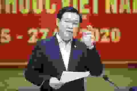 Quốc hội bàn việc miễn nhiệm chức vụ Phó Thủ tướng với ông Vương Đình Huệ