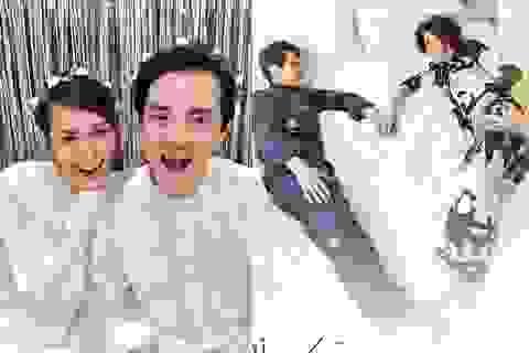 Đông Nhi tiết lộ sự thay đổi đặc biệt của Ông Cao Thắng từ khi cô mang bầu
