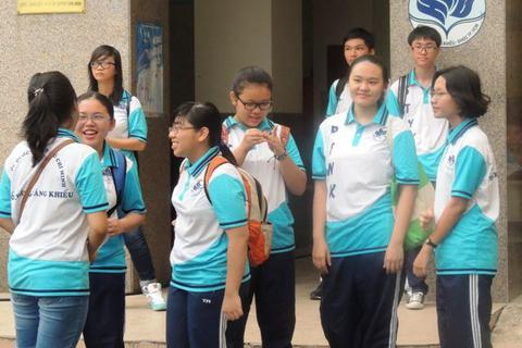 TPHCM: Thông tin tuyển sinh lớp 10 mới nhất của trường Phổ thông Năng khiếu
