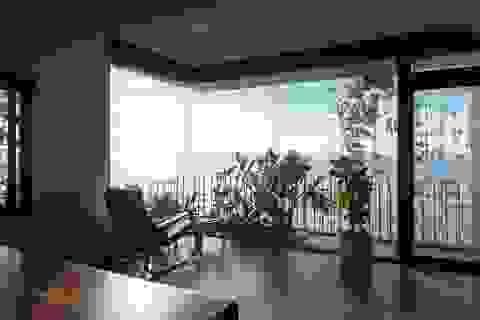 Nhà ven biển Vũng Tàu sở hữu vườn xanh bên trong, view siêu đẹp bên ngoài