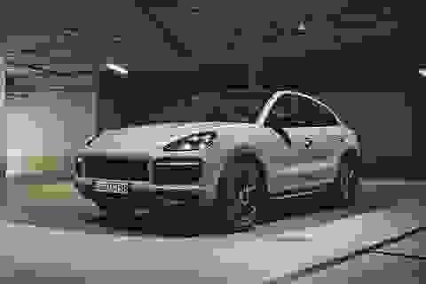 Porsche Cayenne Coupe GTS 2021 lộ diện