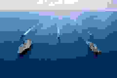 Mỹ điều 2 biên đội tàu sân bay đến Thái Bình Dương giữa lúc căng thẳng