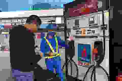 Tình huống đáng ngờ: Có tiền không mua nổi xăng dầu chạy máy