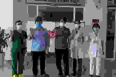 Thêm 2 bệnh nhân bình phục, Bệnh viện tuyến đầu chỉ còn 2 ca Covid-19