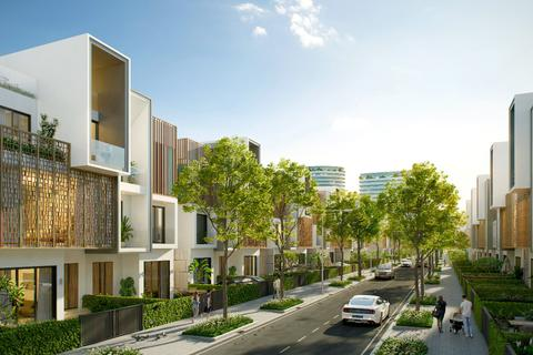Ấn tượng với nét kiến trúc đặc biệt của đại đô thị giữa lòng Cần Thơ