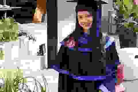 Cô gái Long An trở thành Đại sứ sinh viên thành phố Brisbane