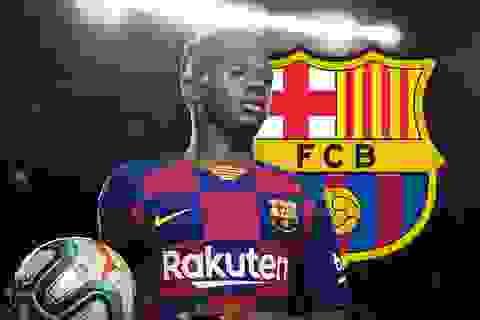 """Messi đã tìm thấy """"người kế vị"""" ở Barcelona?"""