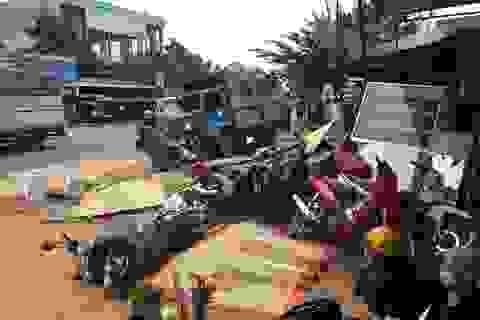 Vụ tai nạn 5 người chết: Tạm giữ tài xế xe tải