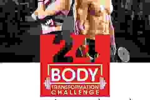California Fitness & Yoga giúp giảm mỡ qua thử thách Thay đổi hình thể.