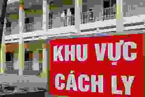 Thêm ca mắc mới Covid-19, là người Việt trở về từ Trung Quốc