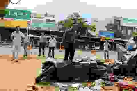Chiếc xe mất phanh đã gây tai nạn thảm khốc như thế nào?