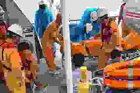 Tìm thấy thi thể 4 nạn nhân mất tích trong vụ tàu bị đâm chìm