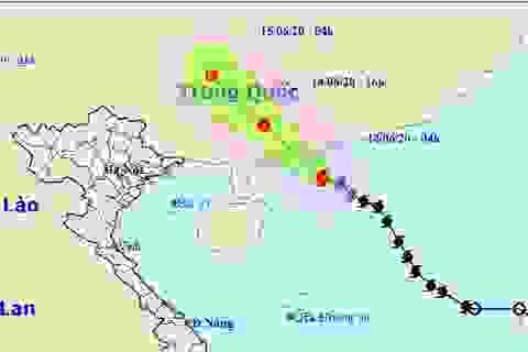 Bão số 1 không vào Việt Nam, Bắc Bộ và Bắc Trung Bộ mưa giông