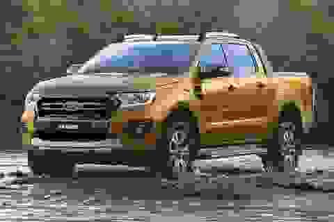 Ford Ranger vẫn là 'vua bán tải' tháng 5/2020 dù dính lỗi chảy dầu động cơ