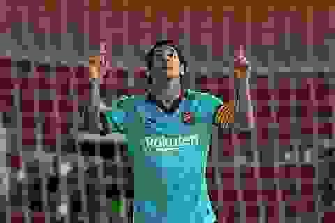 Tỏa sáng rực rỡ ngày trở lại, Messi lập kỷ lục mới