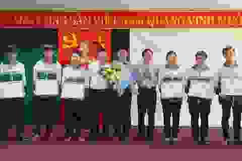 Học sinh trường chuyên tại Quảng Bình tham dự Olympic Vật lý châu Âu 2020