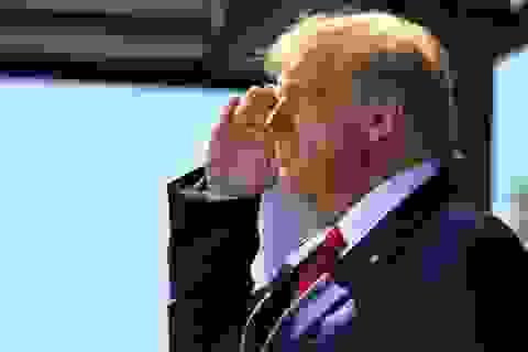 Ông Trump nói Mỹ sẽ dừng làm cảnh sát của thế giới