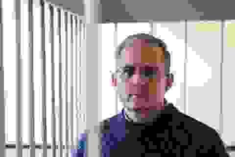 Cựu lính thủy đánh bộ Mỹ bị Nga tố làm gián điệp lĩnh án 16 năm tù