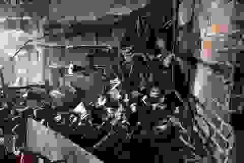 Cháy 2 cửa hàng trong đêm, thiệt hại trên 2 tỷ đồng
