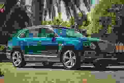 Hơn 1/4 tổng số xe Bentley Bentayga có nguy cơ cháy do lỗi ống nhiên liệu