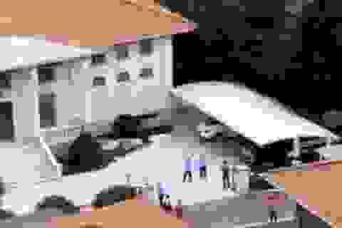 Băng nhóm mang chất nổ bắt cóc tỷ phú Trung Quốc, con trai bơi sông cầu cứu