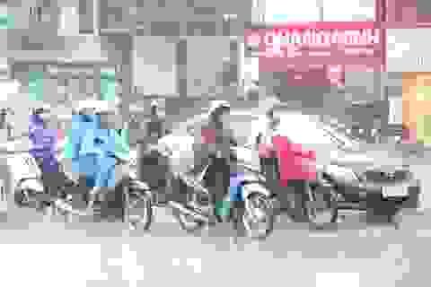 Miền Bắc tiếp tục mưa giông, Hà Nội có nơi mưa rất to