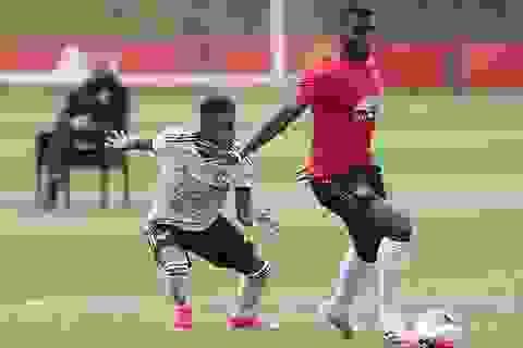 """""""Man Utd có khả năng để Pogba dự bị ở trận gặp Tottenham"""""""