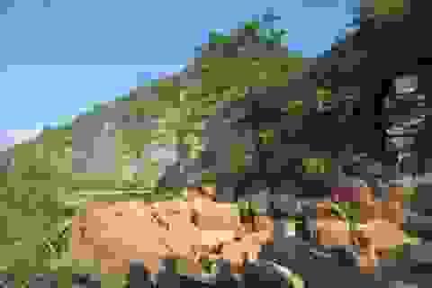 Thanh Hoá: Gần 15 tỷ tu sửa công trình bằng đá độc nhất vô nhị