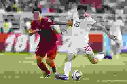 Arsenal tính mua khắc tinh của đội tuyển Việt Nam
