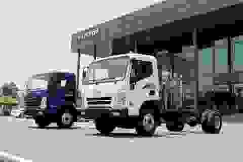 Hyundai Mighty EX8 GTL - Dòng xe tải trung đến từ Châu Âu