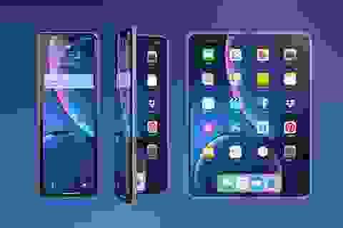 Hé lộ bất ngờ về mẫu iPhone màn hình gập của Apple