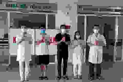 Việt Nam chỉ còn 5 bệnh nhân dương tính SARS-CoV-2