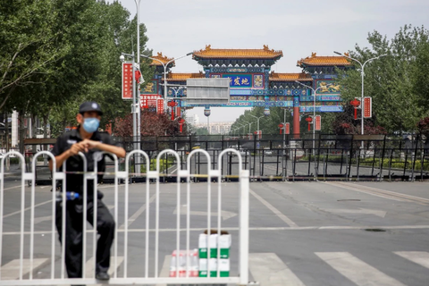 """Khi Covid -19 quay trở lại, các doanh nghiệp Trung Quốc lại """"đứng tim"""""""