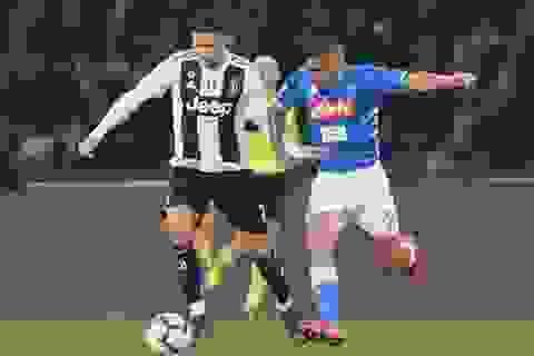 C.Ronaldo sẽ giúp Juventus giành chức vô địch đầu tiên mùa giải?