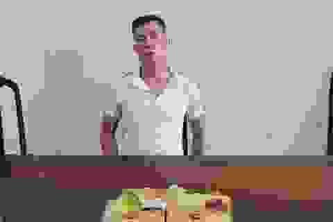 Đầu năm ra tù, giữa năm bị bắt vì vận chuyển 2kg ma túy