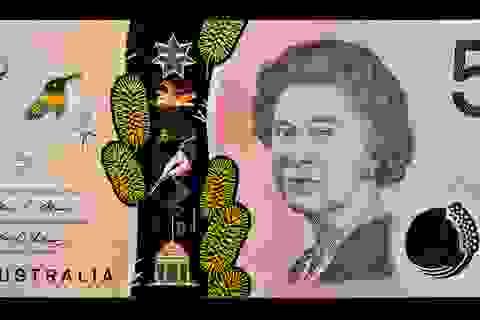 Australia tiết kiệm 1 tỷ AUD nhờ chuyển đổi từ tiền giấy sang tiền polymer