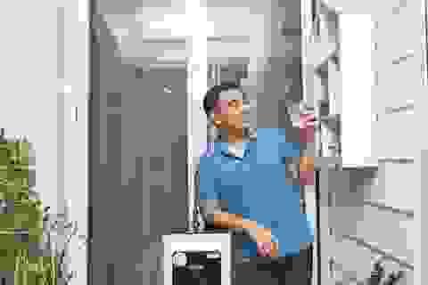 Tự sản xuất nước tinh khiết ngay tại nhà siêu dễ