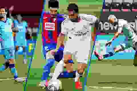 La Liga sôi động ngày trở lại sau dịch Covid-19