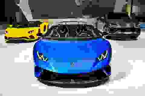 Lamborghini sẽ bỏ hẳn các triển lãm ô tô truyền thống