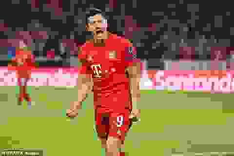 Tỏa sáng ở Bayern Munich, Lewandowski sáng cửa giành Quả bóng vàng