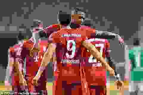 Thắng Werder Bremen, Bayern Munich vô địch Bundesliga lần thứ 8 liên tiếp