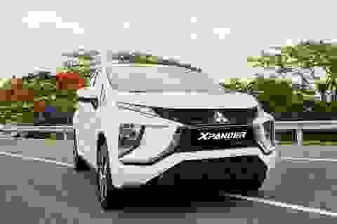 Xpander 2020 thêm bản số sàn, tăng sức ép lên Suzuki Ertiga, Toyota Innova