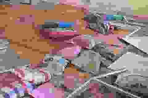 Động đất ở Lai Châu, một số học sinh mầm non bị thương, hoảng loạn