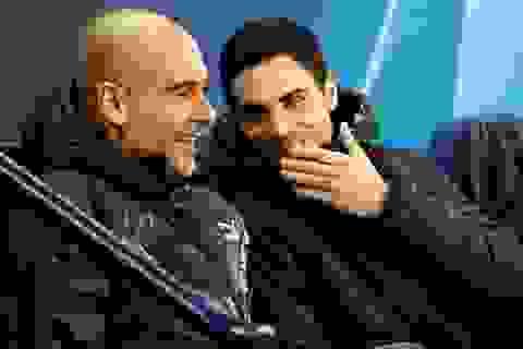 """Man City - Arsenal: Khi người cũ thành """"gián điệp"""""""